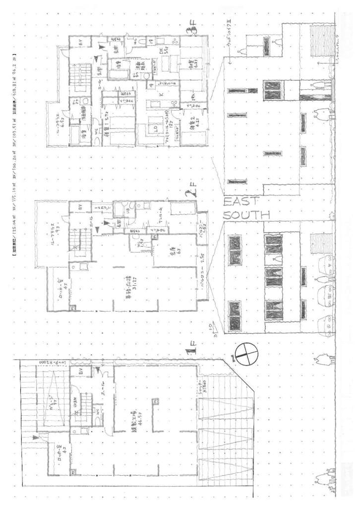 工房&住宅Ⅱ図面*NASH160